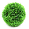 Green Round Style Plastic Plants Ornament for Aquarium