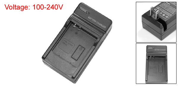 Li-ion Camera Battery Charger NB4L for Canon IXUS 30 SD300