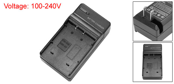 Personal Travel Battery CNP-60 Charger for Casio EX-Z80 EX-S10