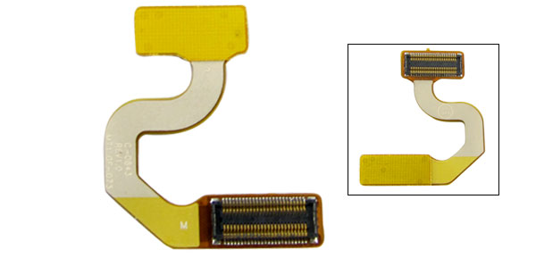 Phone Repair Parts Flex Ribbon Flat Cable for Motorola EM28