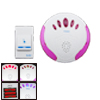 Battery Powered Intelligent Blinking Music Wireless Remote Control Doorbell