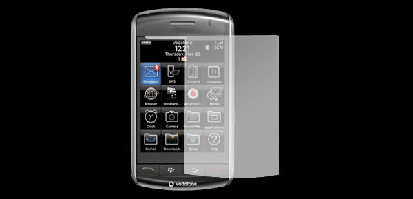 LCD Clear Screen Protector Guard for Blackberry 9550