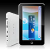 "7"" Touch Screen Android 1.5 Tablet Notebook PC Umpc WiFi 2GB"