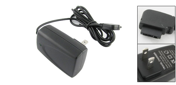 Black US Plug AC Power Adaptor Travel Charger for N8