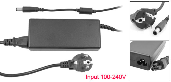 EU Plug Replacement 19V 4.74A Power Adapter for HP NX8220
