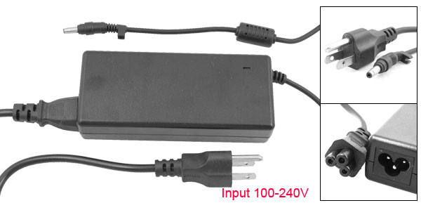 US 3 Pin Plug 19V 4.74A 90W Replacement Power Adapter for HP DV9020XX