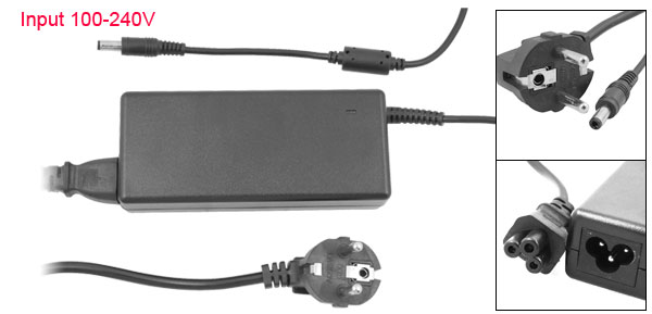 EU Plug 19V 4.74A 5.5X2.5 AC Power Adapter for Hp NX9000 NX9005