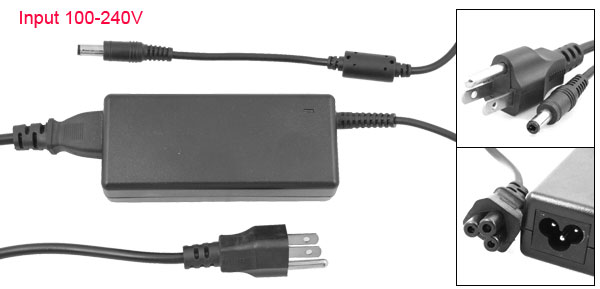US Plug 19V 4.74A 5.5x2.5 AC Power Adapter for HP Compaq Presario 2100