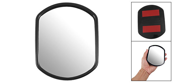 Automotive Wide Angle Side Viewing Blind Spot Mirrors