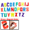 26 x English Letters Plastic Whiteboard ...