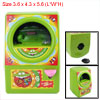 Green Magic Money Saving Box Greedy Frog Coin Piggy Bank