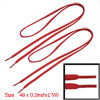 Sneakers Red Replacement Shoelace Shoestring Latchets