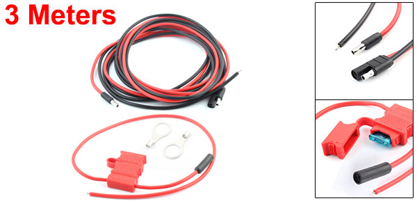 3 Meters Power Cable for Motorola Mobile Radio GM300 120 950I
