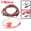 3 Meters Power Cable for Motorola Mobile Radio GM300