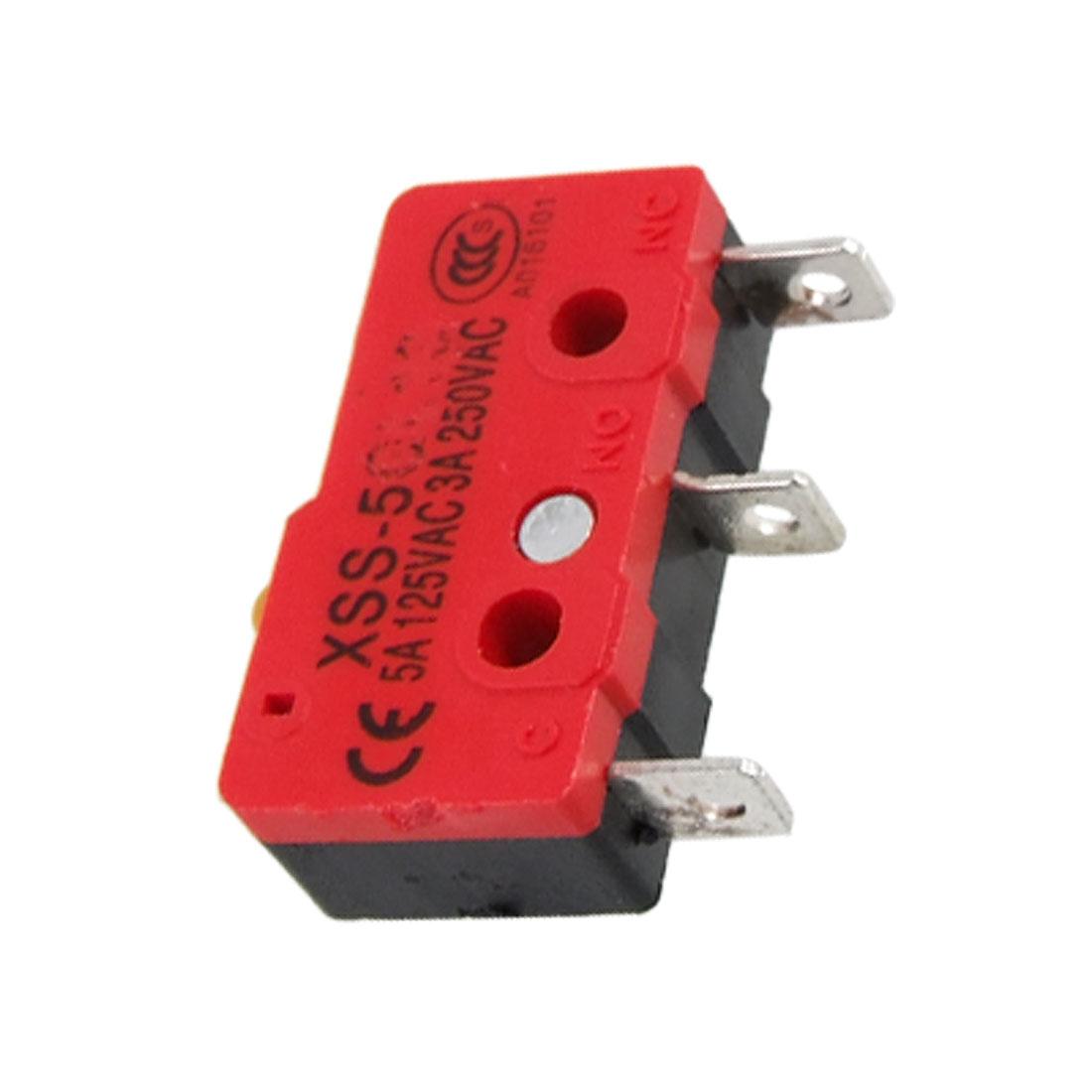Mini-Handdruck-Taste-Sender-XSS-5-Mikroschalter