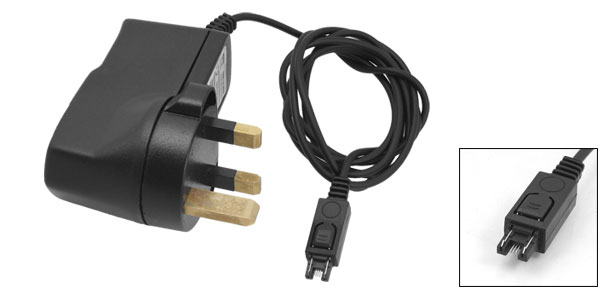 3 Pin UK Plug AC Wall Charger for Motorola V60 V66 V600