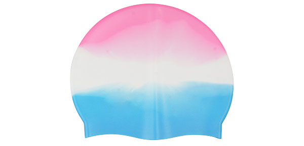 Women Men Silicone Stretchy Surf Surfing Swimming Cap Hat