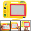 Magnetic Powder Yellow Plastic Writing Board for Children