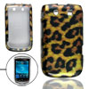 Leopard Print Cover Case for BlackBerry Torch 9800