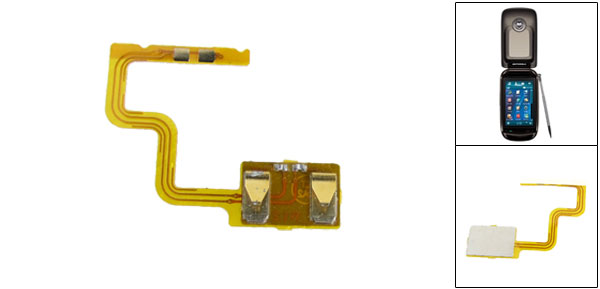 LCD Screen Flat Flex Cable Ribbon for Motorola A1210