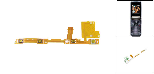 Replacement Flex Cable Repair Part for Motorola Razr2 V8