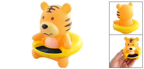 Baby Bath Water Temperature Measuring Tool Tiger Shaped Thermometer