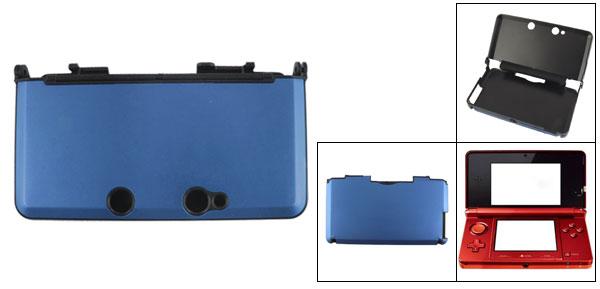 Royalblue Aluminium Plastic Case Box for Nintendo 3DS