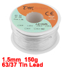 DMiotech 1.5mm 150g 63/37 Tin Lead Roll Rosin Cored Soldering Wir...