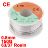 150g 0.8mm Rosin Core Solder Tin Lead Solder Wire 63/37 for Elect...