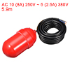 Red Float Ball Water Level Controller Detector w 5.9m Cable