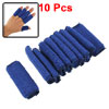 10 Pcs Blue Elastic Sports Hand Protector Sleeve Thumb Support fo...
