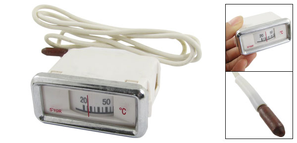 Hot Water Boiler Thermometer Temperature Instrument