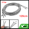 5 Pcs Replacement Bicycle Bike Hand Brake Cable Wires Kit