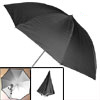 "44"" Double Layer Shake-off Reflective Soft Umbrella for Studio Fl..."