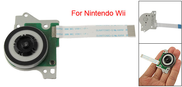 New DVD Drive Motor Engine Replacement for Nintendo Wii