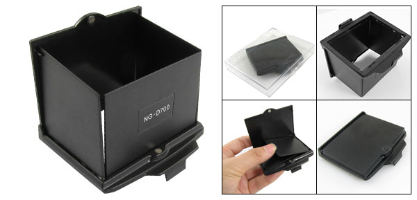 Digital Camera Screen Hood Pop Up Shade Protector for Nikon D700