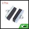 Replacement Black Rubber Brake Pads for Bike Bicycle