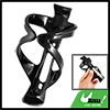 Plastic Drinking Bottle Cage Holder Black for Cycling Bicycles