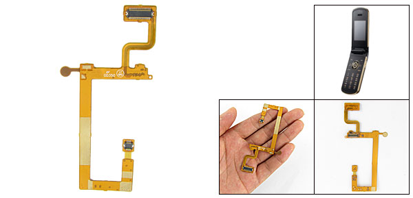 Flex Cable Flat Ribbon Spare Parts for LG GD350