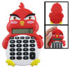 Duck Design Plastic Housing 8 Digits Electronic Calculator Red