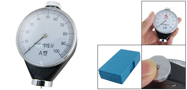 Shore Tire Durometer Type A 0-100mm Rubber Hardness Testers