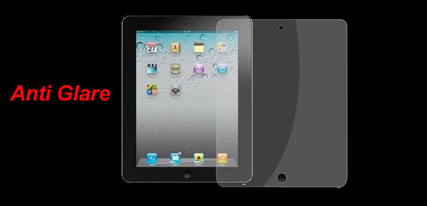 Anti Glare Touch Screen Protector for Apple iPad 2G