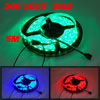 RGB 5050 SMD Bulbs Waterproof Flexible 300 LEDs Light Strip 5M
