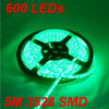 Home Signboard Decoration 3528 SMD Bulbs 600 LEDs Green Light Str...