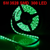 Signboard Car Decor 5M 3528 SMD Bulbs Waterproof 300 LEDs Green L...