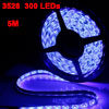 DC 12V Blue 3528 SMD Bulbs Waterproof Flexible 300 LEDs Light Str...