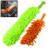 Yellowgreen Foldable Handle Orange Cleaning Tool Car Dusters 2 Pc...