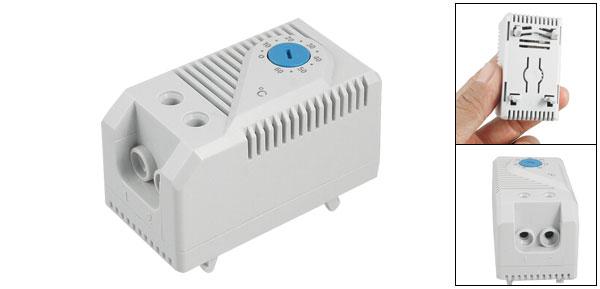 NO Contact Filter Fan Control Regulator Mechanical Thermostat