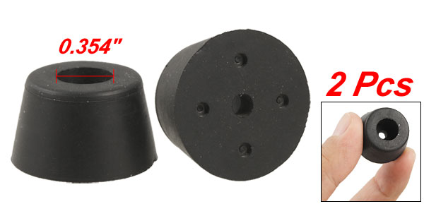 Rubber Covers for Chair Legs http://www.uxcell.com/pcs-black-rubber-furniture-chair-round-foot-leg-cover-protector-p-171263.html