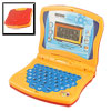 Children Computer Design Red Orange Plastic Study Learning Toy